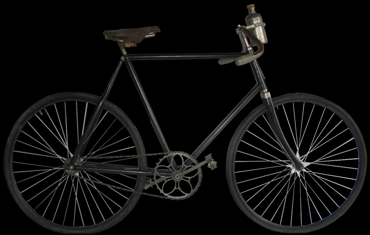 velo de course 1900