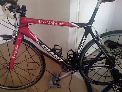 velo de course giant t mobile