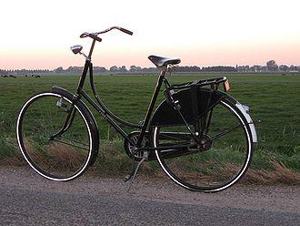 velo de course hollandais