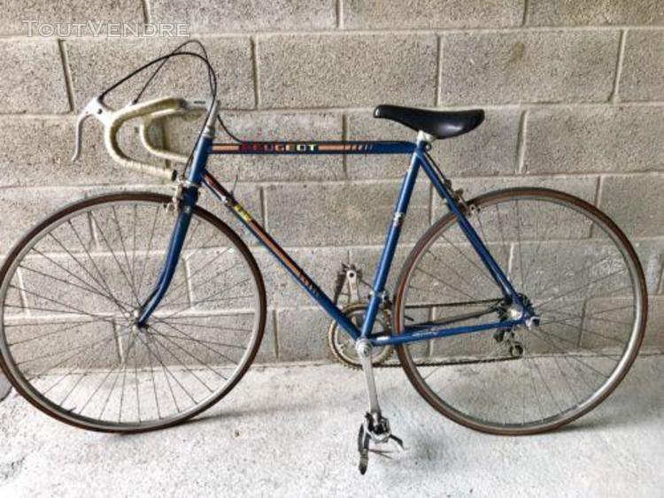 velo de course peugeot 1980