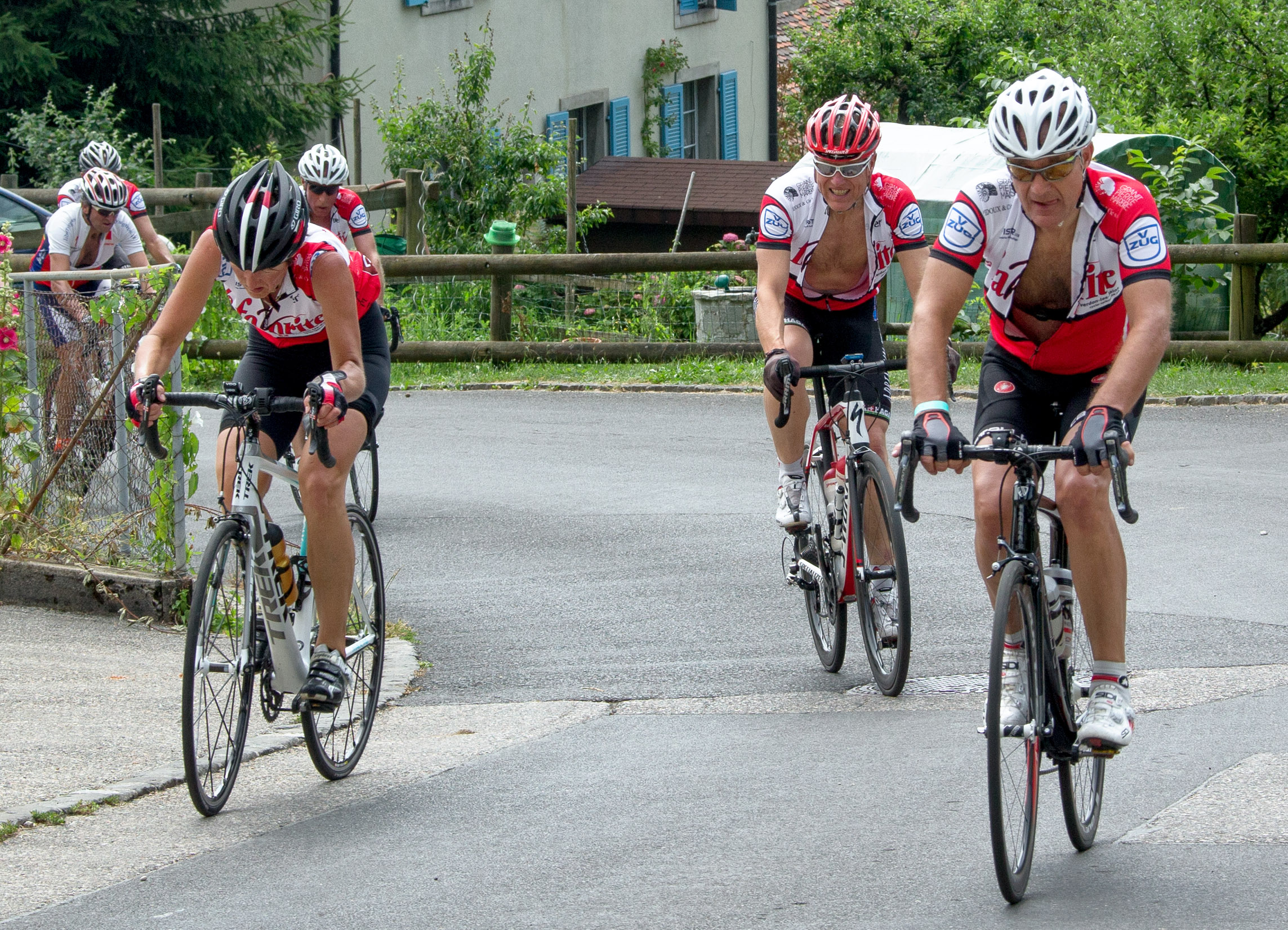 velo de course yverdon
