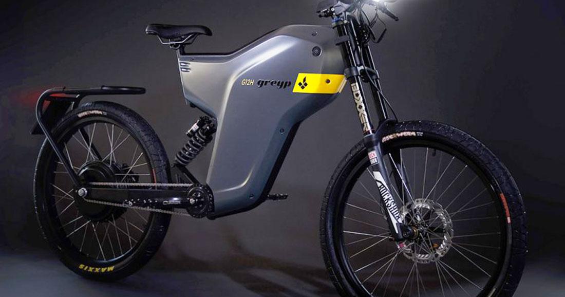 velo electrique 120 km autonomie