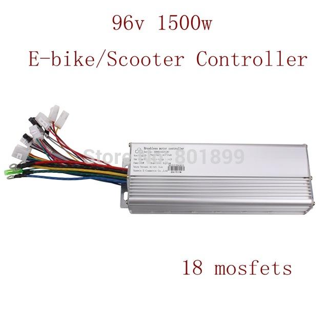 velo electrique 96v