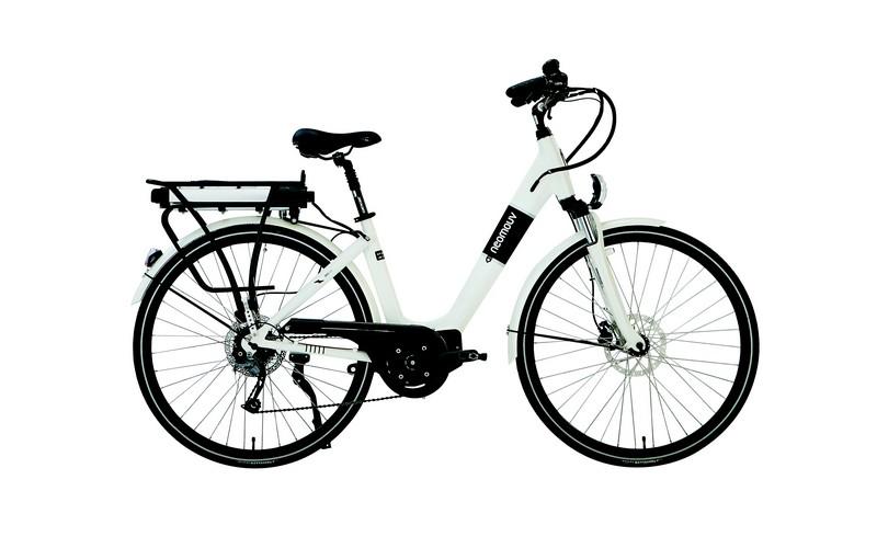 velo electrique a moteur pedalier