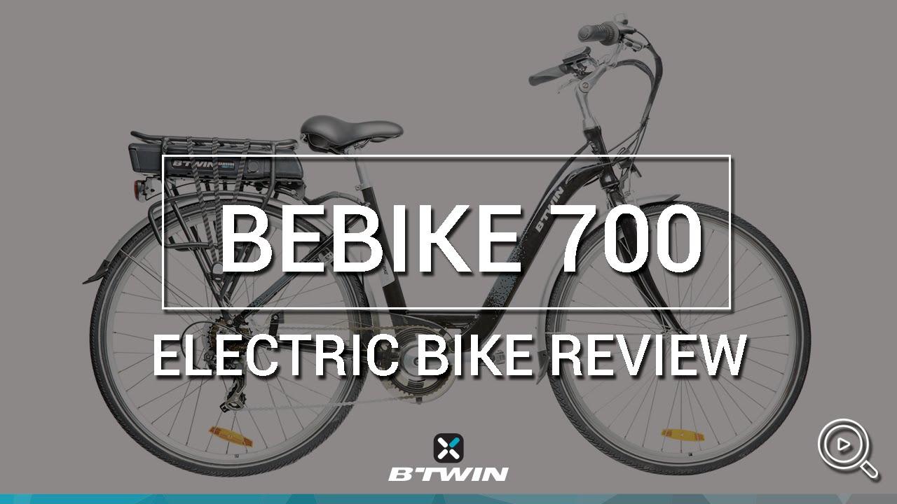velo electrique bebike 700