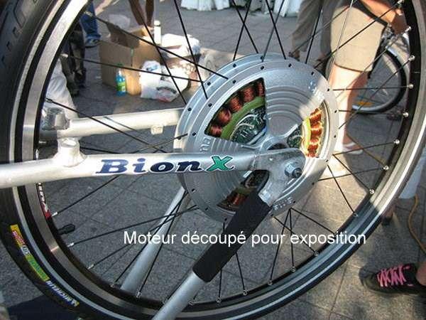 velo electrique bionx