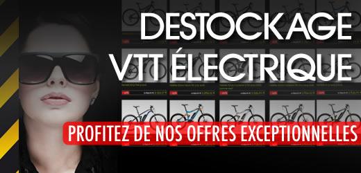velo electrique destockage
