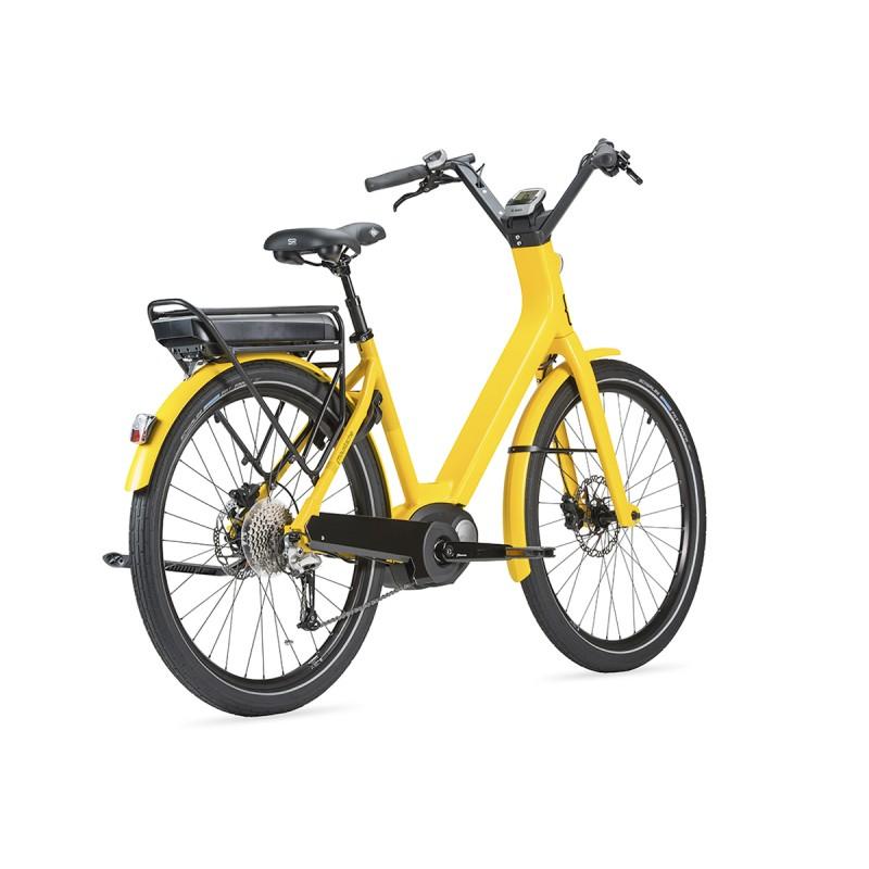 velo electrique jaune