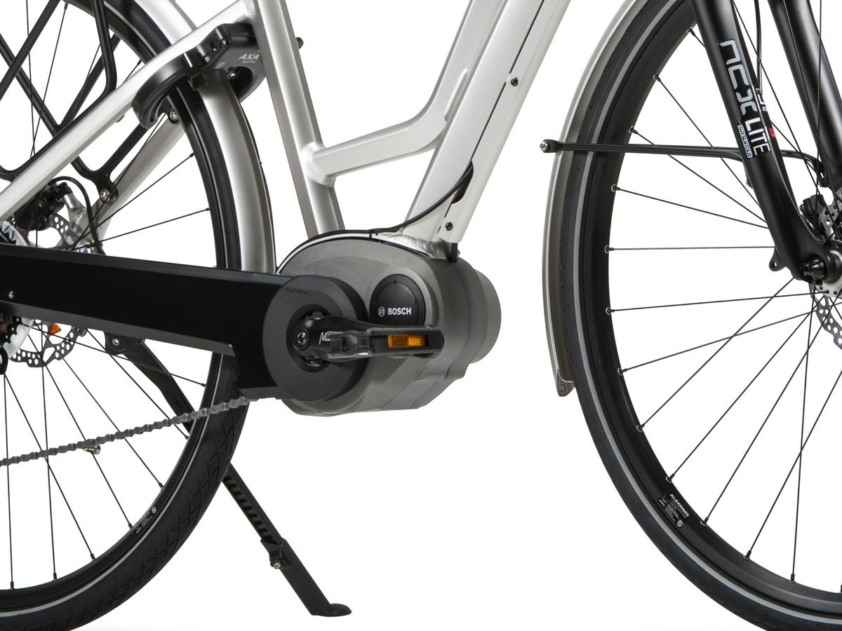 velo electrique moteur pedalier