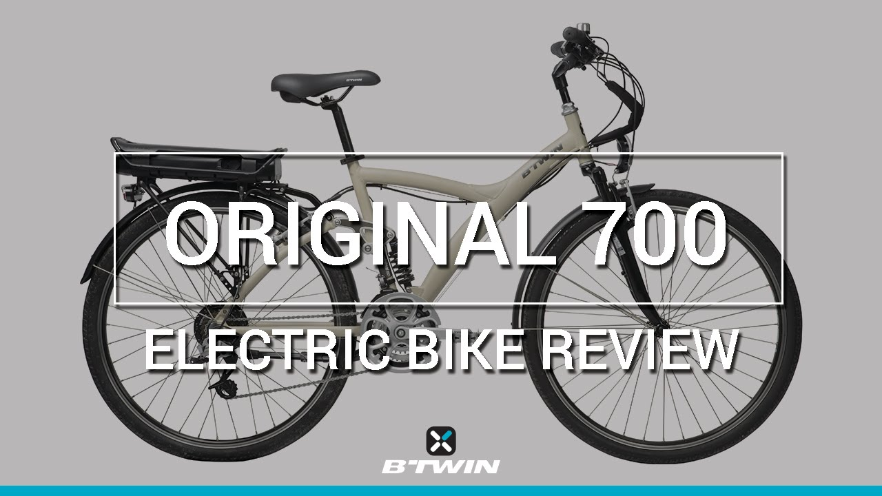 velo electrique original 700