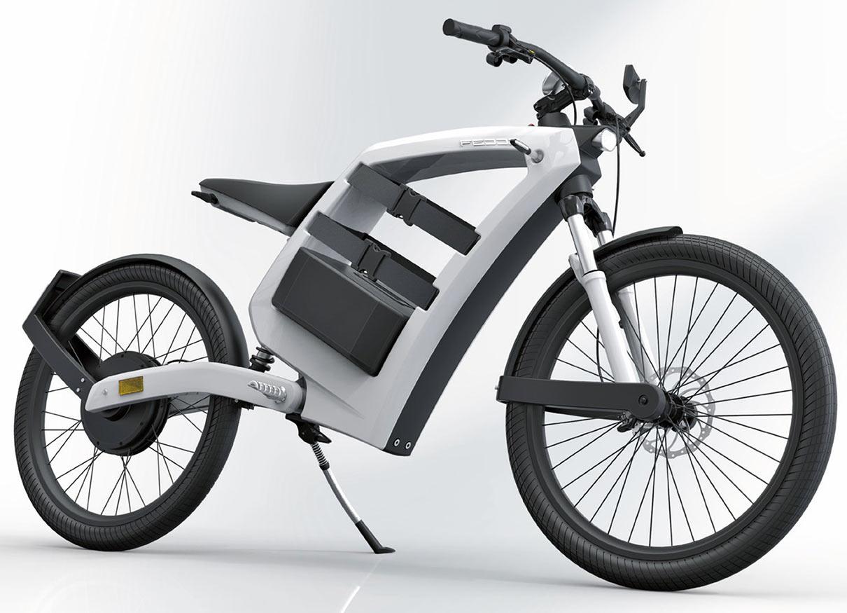 velo electrique ou scooter