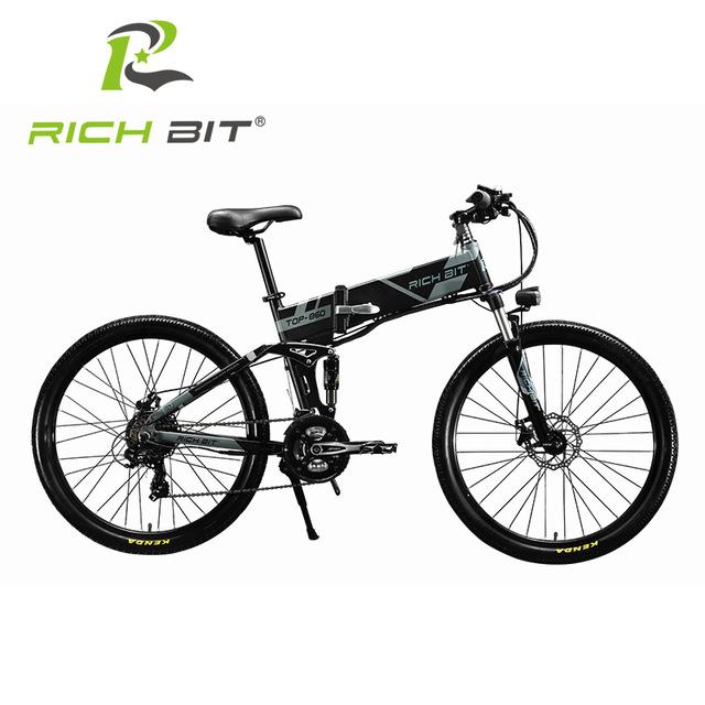 velo electrique richbit