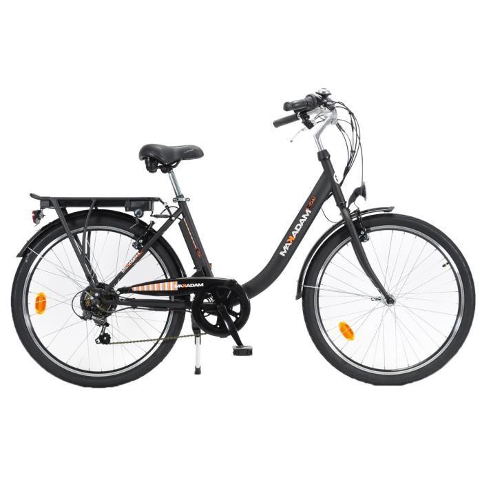 velo electrique urban tvt bikes