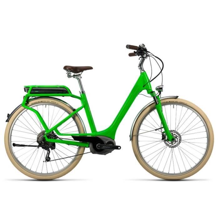 velo electrique v vert