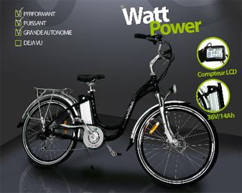 velo electrique wattoo