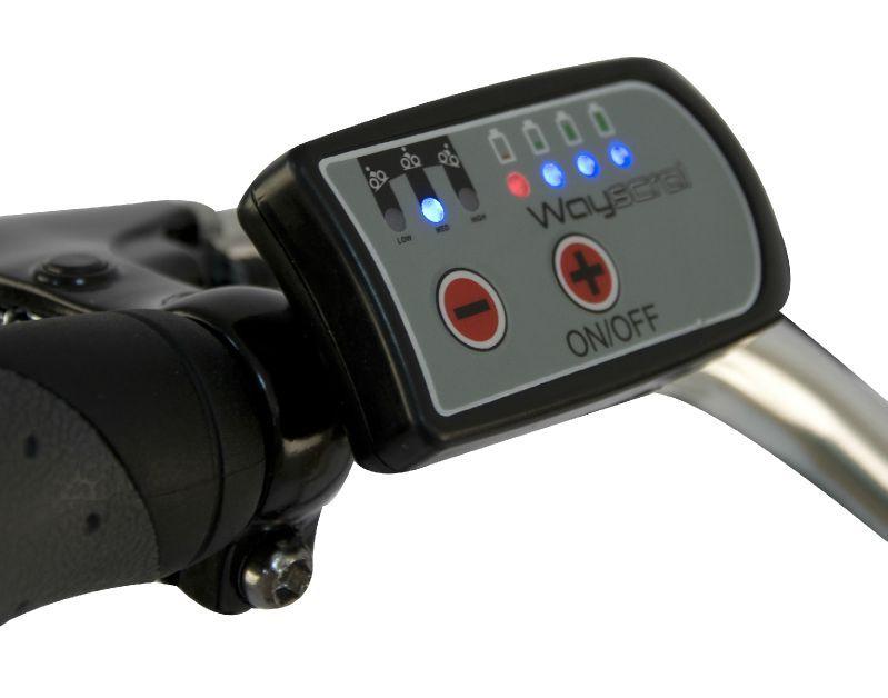 velo electrique wayscral w301