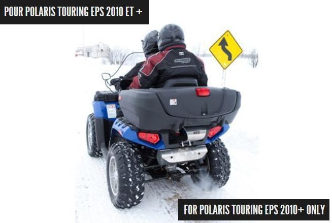 vtt 2 places polaris