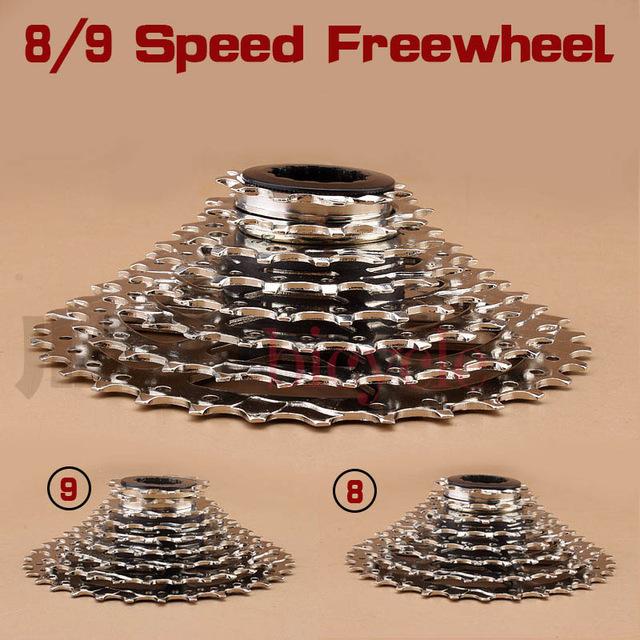 vtt 8 ou 9 vitesses