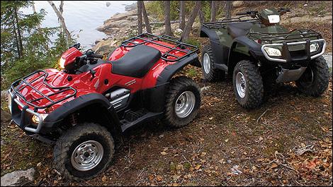 vtt a 4 roues