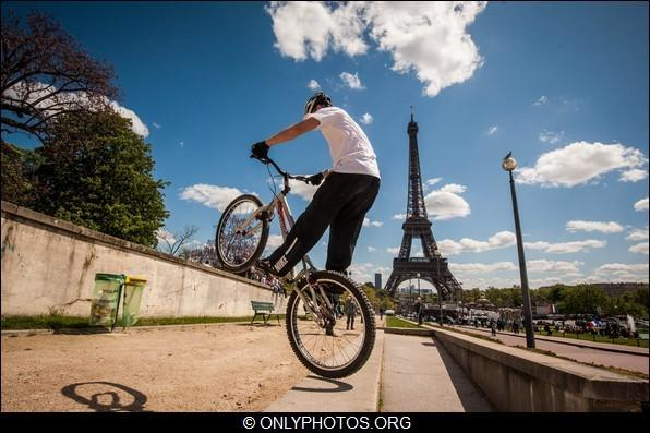vtt a paris