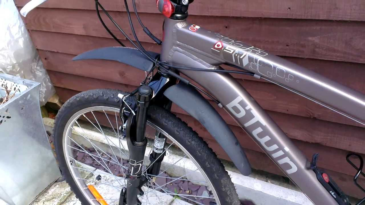 vtt b'twin rockrider 5.1