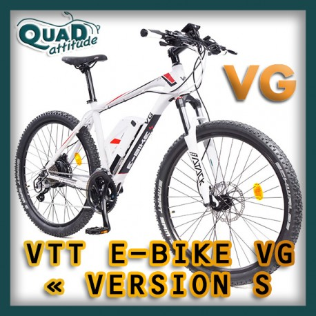 vtt e-bike version s