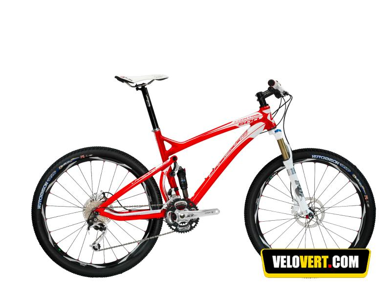 vtt x-tech alloy-frame